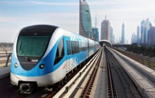 Driverless Construction Technology in Dubai Metro The Dubai Metro_Apaha Trainers and Consultants Pvt. Ltd. b