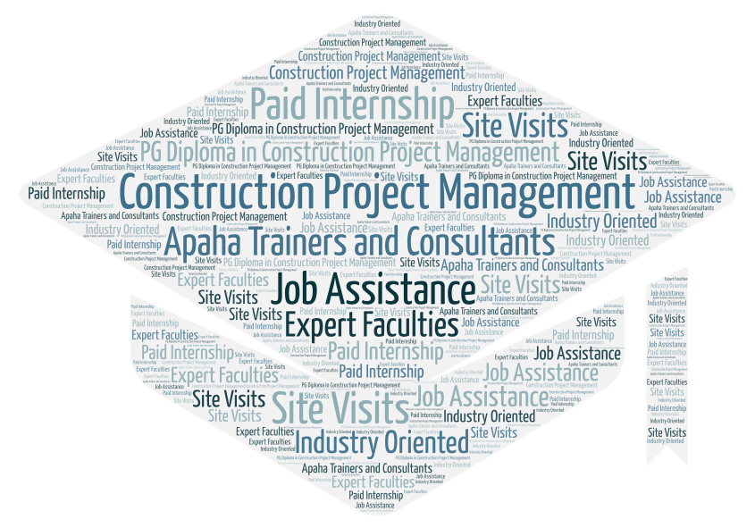 What is Construction Project Management? What does a Construction Project Management Course consist of? Institute of construction project management in Pune. construction project management syllabus. construction project management job. Apaha trainers and consultants | apaha institute of construction project management