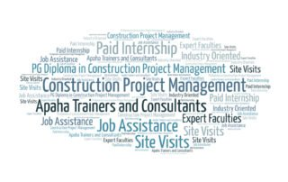 PG Diploma in Construction Project Management_Apaha Trainers and Consultants Pune_What does a Construction Project Management Course consist of?